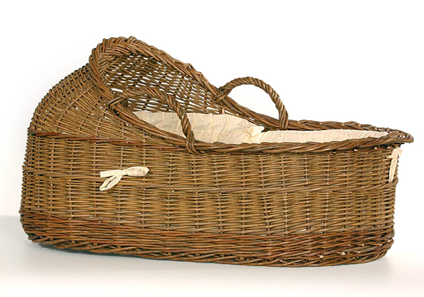 cradles moses baskets kathleen mccormick